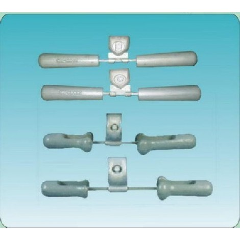 Vibration Damper for AAC/ ACSR conductor
