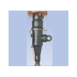 Push-on Screened Straight adaptor 24kV 250A