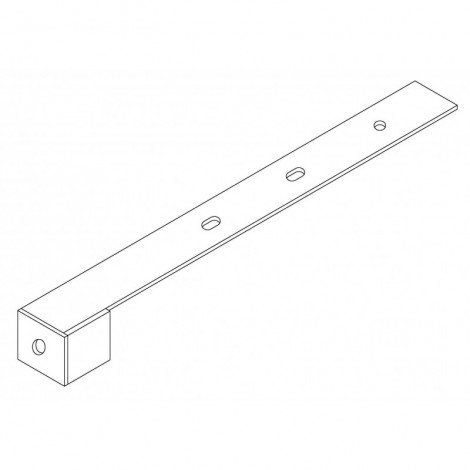 Top Crossarm V75x8x700 (1 core)