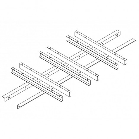 Crossarm for TU, TI