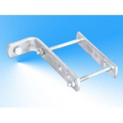 Steel Support for Bracket surge Arrester - FCO