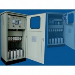 Capacitor Cabinet